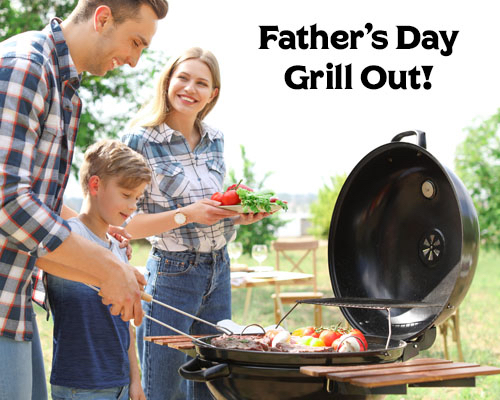 Father's Day Grill Out!